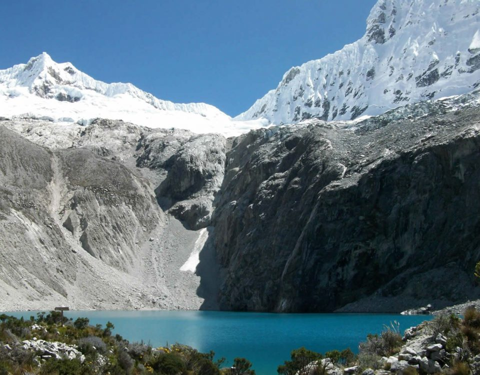 Andes Camping Expeditions Lake-69-Pisco-base-camp-trek-trekking-36-960x750 Trekking