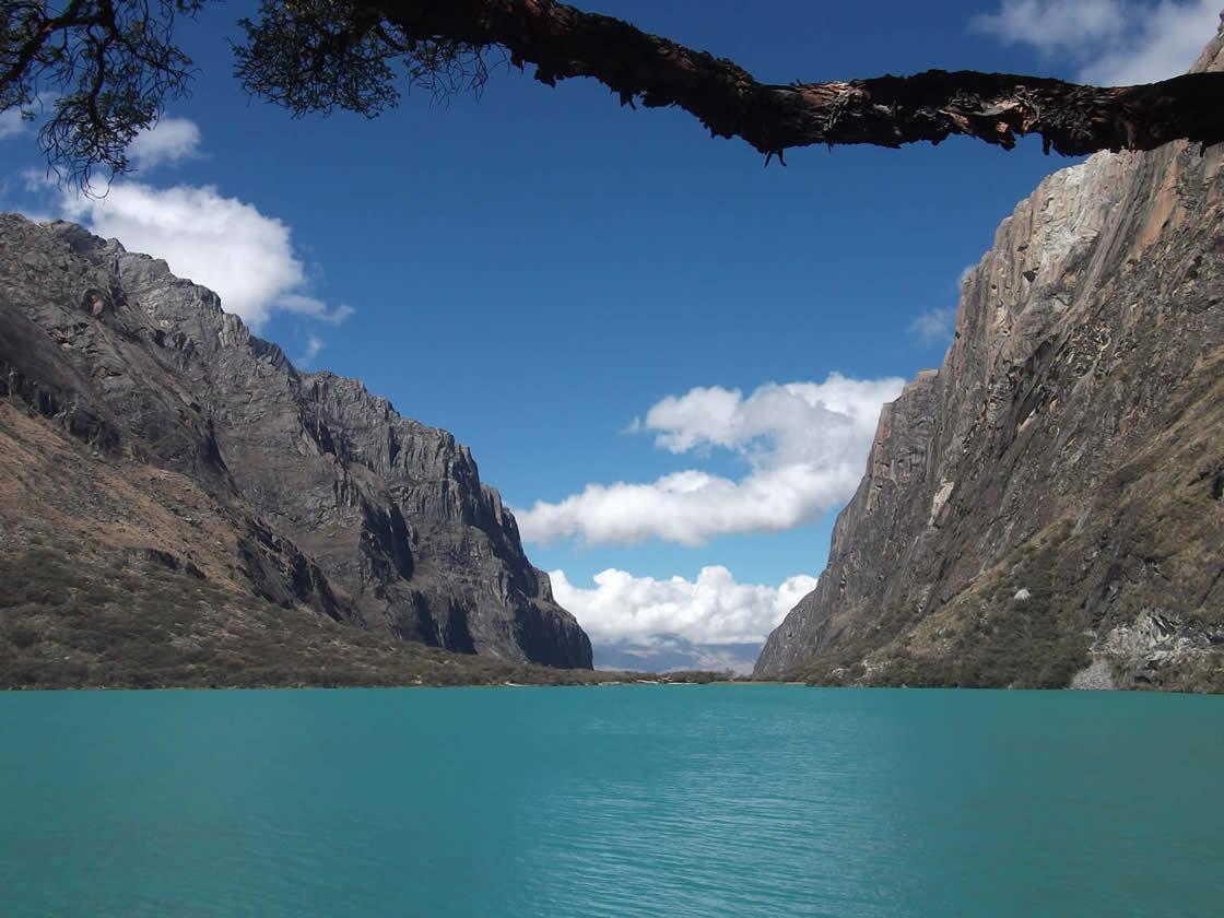 Llanganuco - Santa Cruz trekking 58