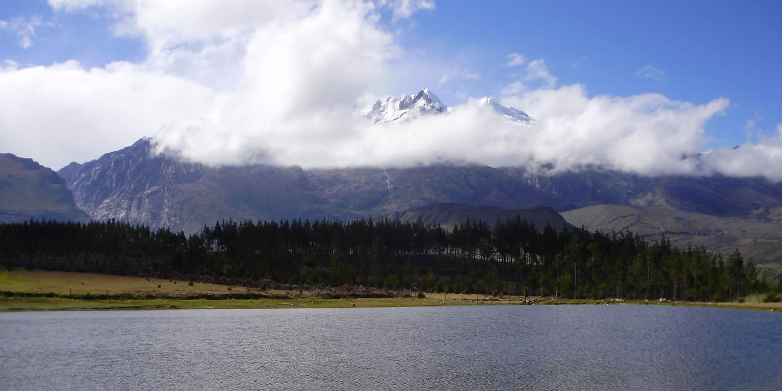 Andes Camping Expeditions Quilcayhuanca-Cojup-trek
