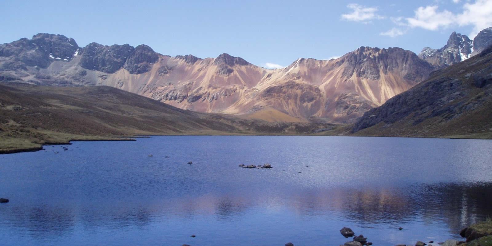 Andes Camping Expeditions huayhuash-cajatambo-trekking