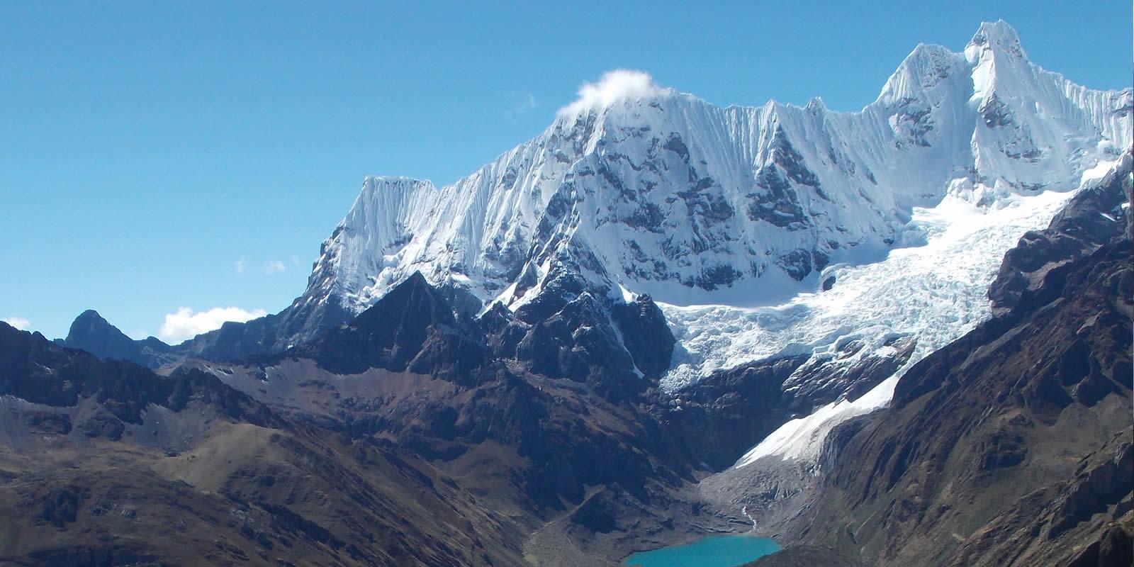 Andes Camping Expeditions huayhuash-diablo-mudo-trekking