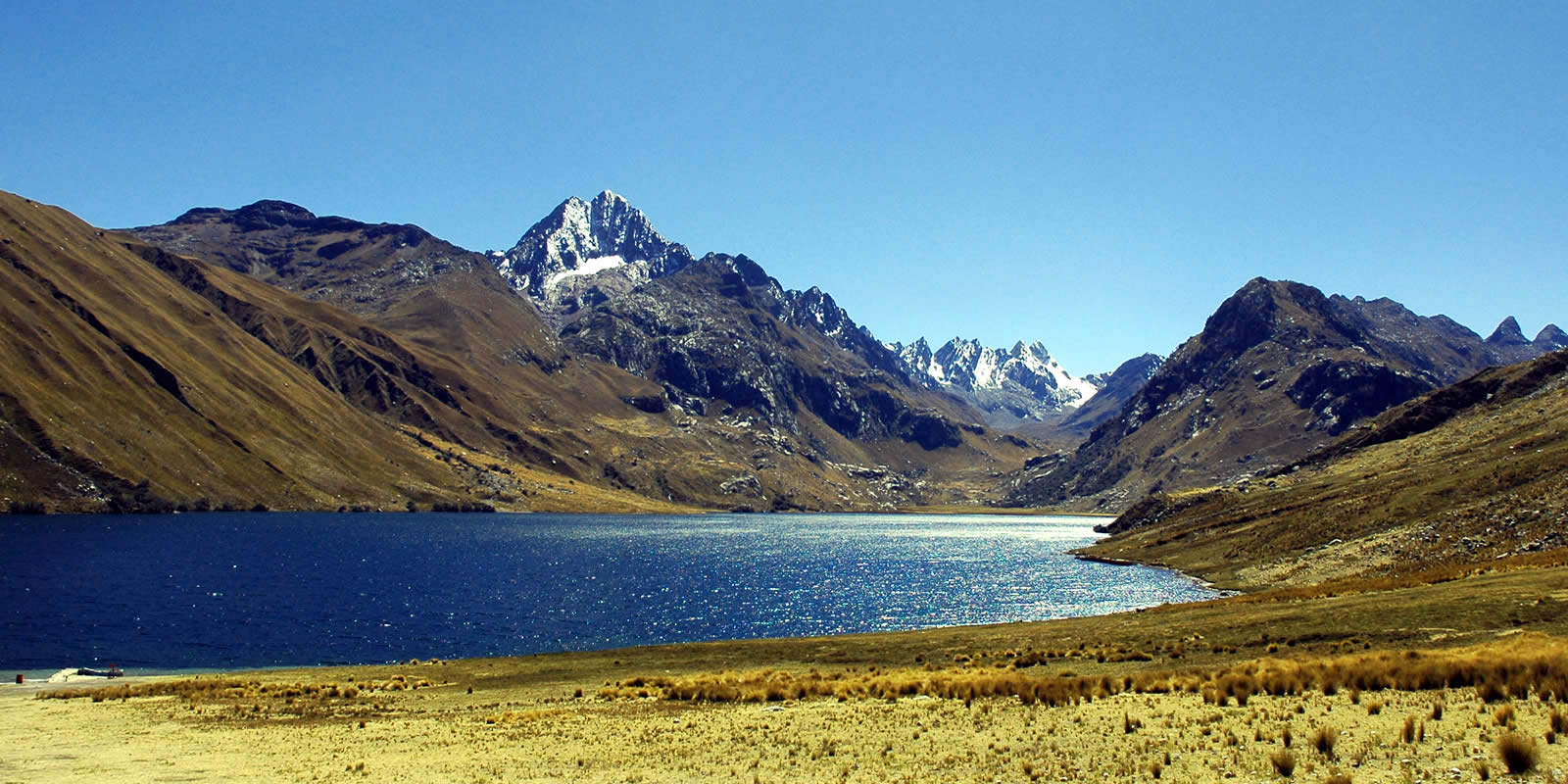 Andes Camping Expeditions olleros-chavin-trek