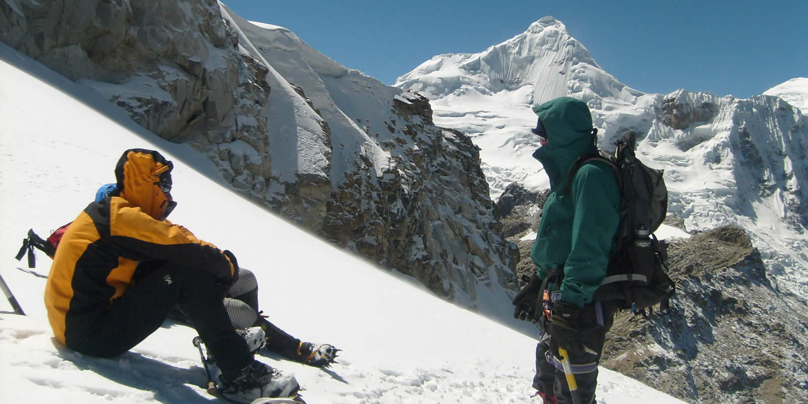 Andes Camping Expeditions tocllaraju-mountain-expedition