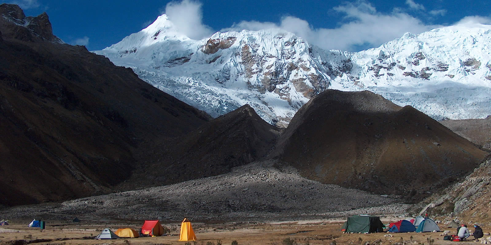Andes Camping Expeditions urus-mountain