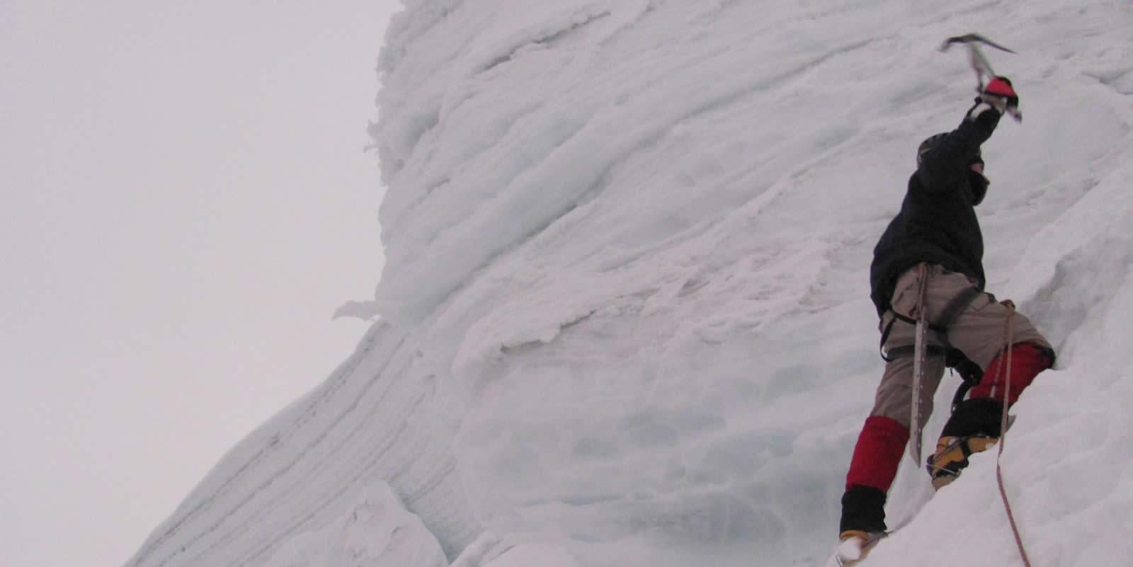 Andes Camping Expeditions ice-climbing-huaraz-peru